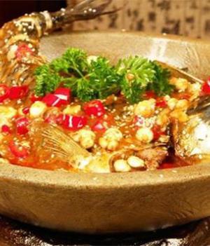 石记石锅鱼